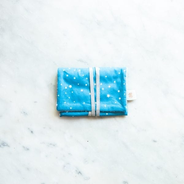 Pochette à savon écoresponsable