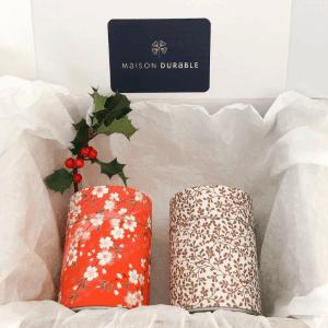 Coffret cadeau boîtes à thé
