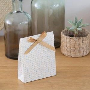 Pochette cadeau réutilisable
