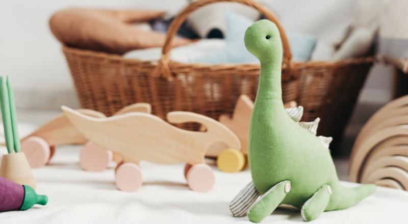 Jouets et écoresponsabilité : comment réduire l'impact des jouets de nos enfants sur l'environnement ?