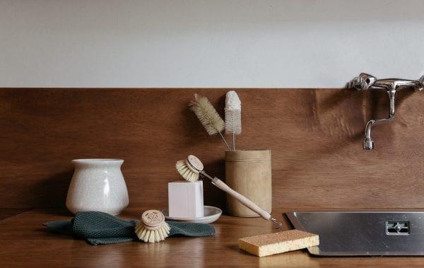 Coffret vaisselle écologique