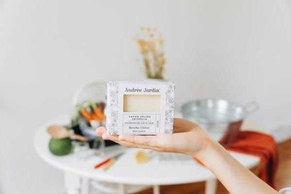 Savon solide vaisselle Andrée Jardin